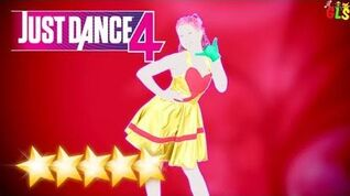 Just Dance 4 Call Me Maybe - 5 Stars