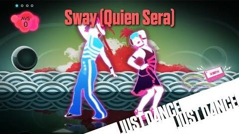 Sway (Quién Será) - Just Dance 2