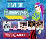 Target justdance2015 promotion2