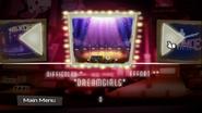 Dreamgirls dob menu wii