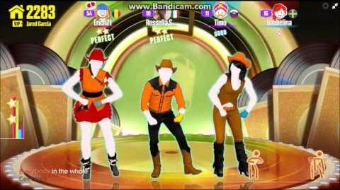 Jailhouse Rock (Line Dance) - Just Dance Now