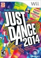 Just Dance 2014 Official NTSC Cover Art