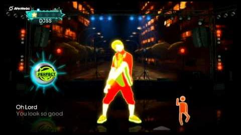 Just Dance Best Of Baby Girl Reggaeton (Solo) 5*