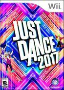 Just dance 2017 wii boxart