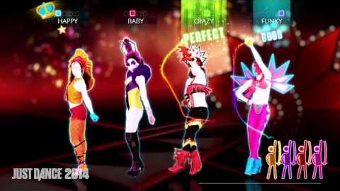 Nicki Minaj - Pound the Alarm Just Dance 2014 Gameplay UK