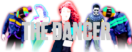 Official thedancer logo heyppls