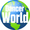 Dancer world logo