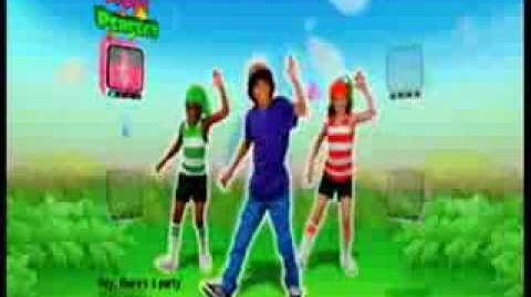 Just Dance Kids Party In My Tummy by Yo Gabba Gabba!