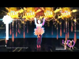 Just Dance Unlimited - Marina and The Diamonds - Primadonna Girl - Coop mode - 10 jewels