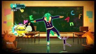 Land Of 1000 Dances - Just Dance 3 (Wii graphics)