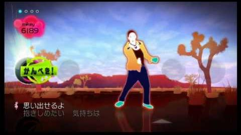 Survival dAnce 〜no no cry more〜 - Just Dance Wii