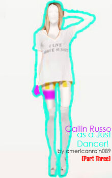 Cailin Russo Just Dancer Version Part3