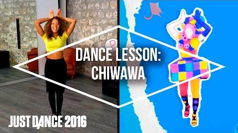 Dance Lessons with Just Dance 2016- Chiwawa by Wanko Ni Mero Mero