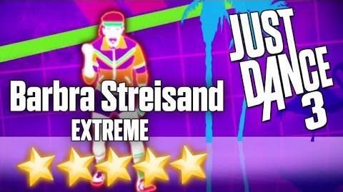 Just Dance 3 - Barbra Streisand (EXTREME) - 5 stars