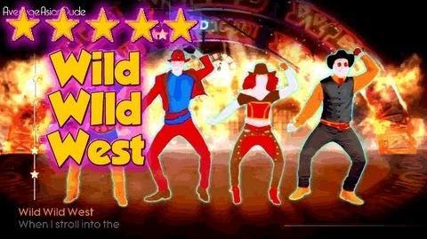 Just Dance 4 - Wild Wild West - 5* Stars