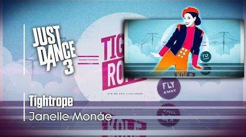 Tightrope - Just Dance 3