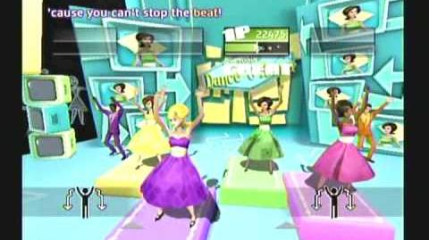 Wii Workouts - Dance on Broadway - You Can't Stop the Beat - Hairspray