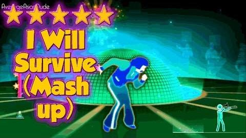 Just Dance 2014 - I Will Survive (Dance Mash-Up) - Alternative Mode Choreography - 5* Stars