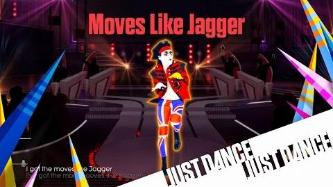 Moves Like Jagger - Just Dance 2016