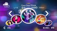 Choochoo jdw menu