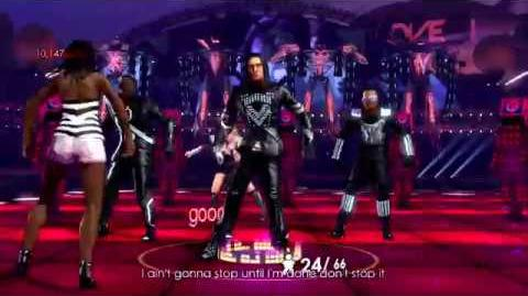 Don't Stop the Party - The Black Eyed Peas Experience (Xbox 360)