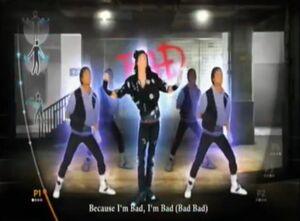 I'm Bad, I'm Bad MJ