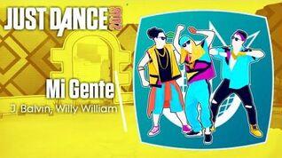 Just Dance 2018 (Unlimited) Mi Gente