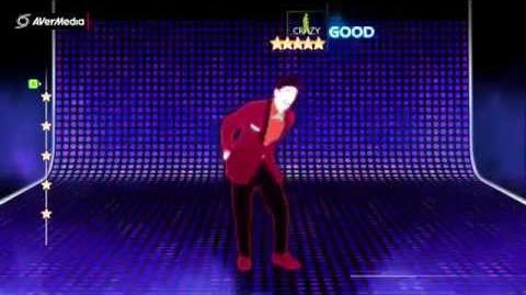 Just Dance 4 You're the First, the Last, My Everything, Barry White (Mash-up) 5*
