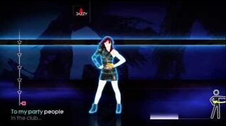 On the Floor - Just Dance 4