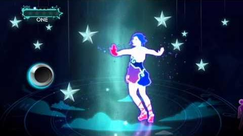 -Just Dance 3- Satellite - Lena Meyer-Landrut