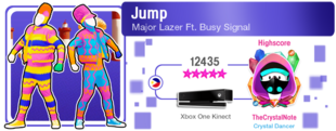 JumpMaLa M617Score