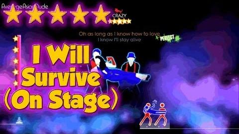 Just Dance 2014 - I Will Survive (On Stage) - Alternative Mode Choreography - 5* Stars