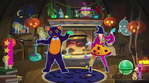 Just Dance 2019 Magic Halloween 5 stars Superstar Xbox One Kinect