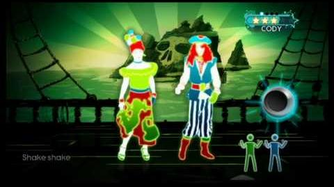 Just Dance 2 GH - Jump In The Line - 5 Stars