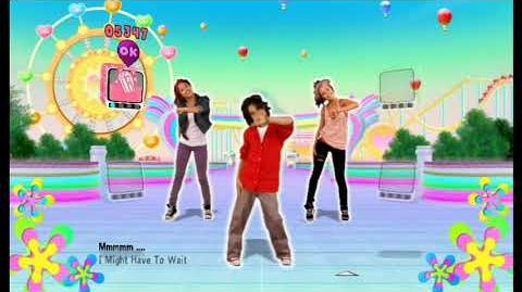 Just Dance Kids Haven't Met You Yet wii on wii u