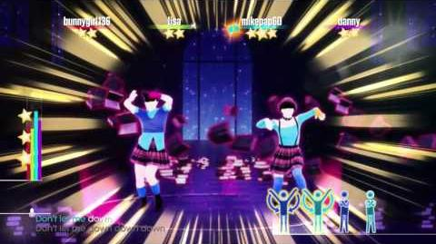 Don't Let Me Down - Just Dance 2016