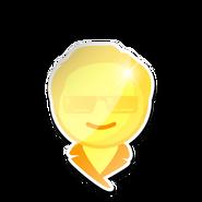 GOLDEN Ucanttouchthis