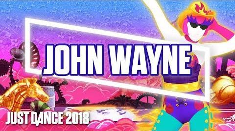 Just Dance 2018- John Wayne by Lady Gaga - Official Track Gameplay -US-