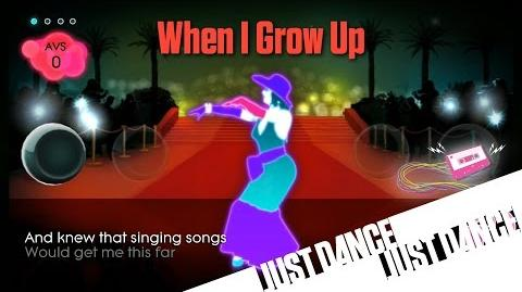 Just Dance 2 - When I Grow Up