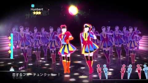 Koi Suru Fortune Cookie - Just Dance Wii U