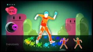 Move Your Feet - Just Dance 2