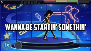 Wanna Be Startin' Somethin' (Hard) - Michael Jackson The Experience (PSP)