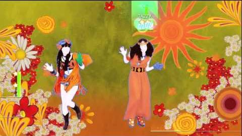 Just Dance 2014 - Aquarius Let The Sunshine In by The Sunlight Shakers