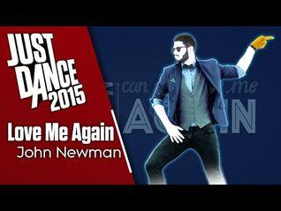Just Dance 2015 - Love Me Again