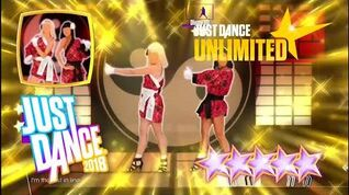 "Just Dance 2018 (Unlimited) ""Take A Chance On Me"" (ABBA YOU CAN DANCE VERSION) ABBA MEGASTAR"