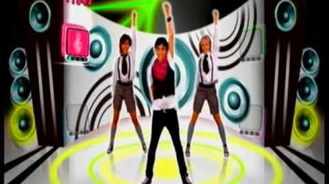 Just Dance Kids Shake It by Metro Station (Cover) Freeze & Shake