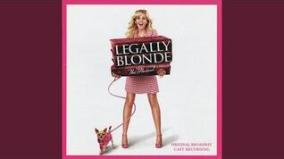 Legally Blonde The Musical - Bend and Snap (Audio)