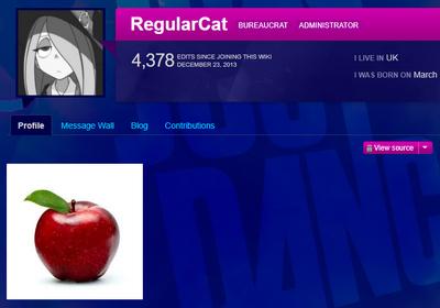 RegCatApple