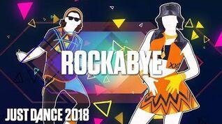 Rockabye just dance © 2020 megastar