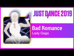 Bad Romance - Just Dance 2019